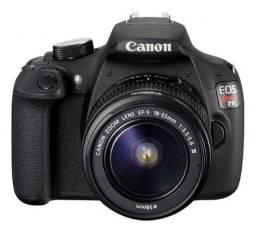 Câmera Digital EOS Rebel T5 Canon