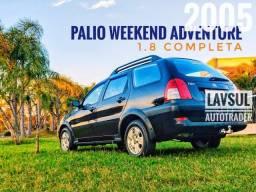 Palio Weekend Adventure 1.8 - 2005