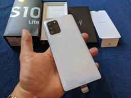 Samsung S10 Lite Branco 6/128GB (Nota fiscal e garantia de 10 meses) (Estado de novo)