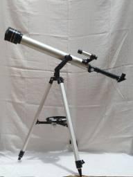 Telescopio Astronomico Refrator 525x Com Tripe Modelo 70060