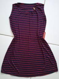 Vestido GG em viscolycra