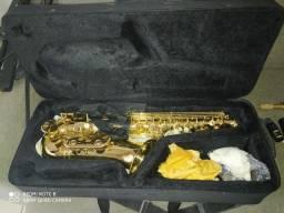 Saxofone Novo