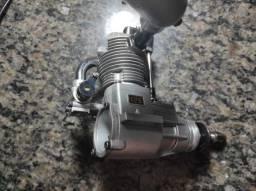 Motor Saito 125 ( 20cc) Zerado Poucos Voos Aeromodelo
