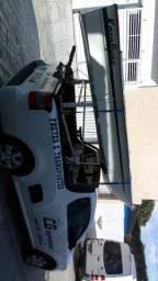 Barco Cruizer 350 de fibra casco duplo com motor suzuki 15HP