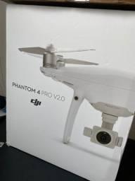 Drone DJi Phantom 4 PRO v2.0 Novo lacrado Anatel e NFE