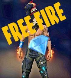 Free Fire: 140 Diamantes + Bônus [Recarga] : R$ 7,00