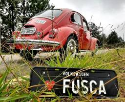 Excelente Fusca 1972 vermelho Montana