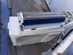 Ar condicionado  24000btus  sansung