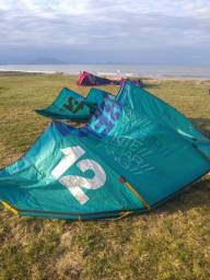 Kitesurf North rebel 12 ano 2014