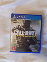 Jogo Play 4 - Call of Duty - Infinite Warfare
