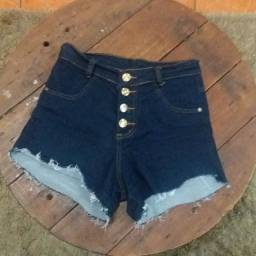 Lote short jeans