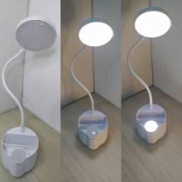 Luminária led, entrega grátis
