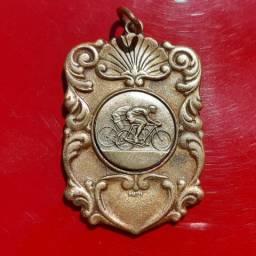 Medalha antiga, p/colecionador