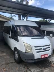 4 Vans Ford Transit