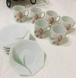 Xícaras porcelana