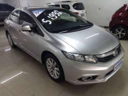 Honda Civic LXR 2.0 Flexone Automático 2014