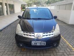 Nissan Livina SL automático kit gás 2010