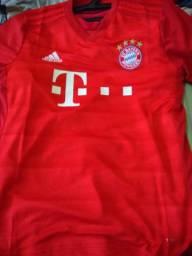 Vendo essa camisa do bayer de Munique