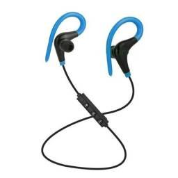 Fone de Ouvido sem Fio Bluetooth 5.0 Headset com Gancho de Ouvido
