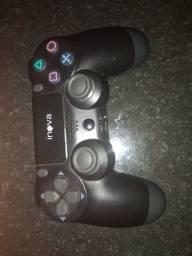 Controle de PS4 e Celular INOVA