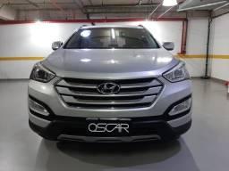 Santa Fé 3.3 Mpfi 4x4 V6 270cv Gasolina 4p Aut 2015