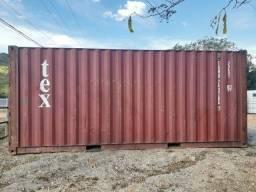 Título do anúncio: Locação de Container marítimo Usado 20 pés 06 metros Almoxarifado dry seco