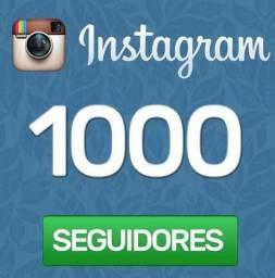 Seguidores ou Curtidas Instagram
