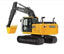 Escavadeira John Deere 160G