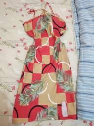 Vendo vestido PP Novo