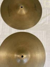 Hi Hat New Beat Zildjian 14 polegadas