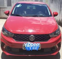 Fiat argo 2018 vermelho