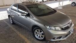 Honda civic 1.8 exs completo
