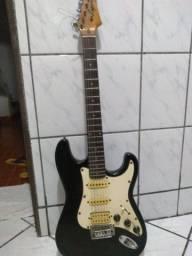 Vendo guitarra Lyon 100 reais motivo não uso mais