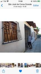 Vende-se casa em São José da coroa grande