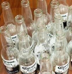 Pinda- lote 12 garrafas 'Corona' por 6 reais