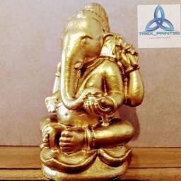 Ganesha estatueta impressão 3D