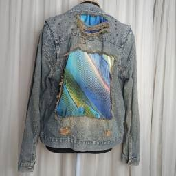 Jaqueta Jeans R$39,00
