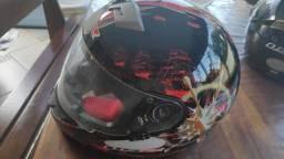 Vendo capacete ls2 Tam 60.