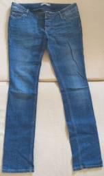 Calça Jeans para Gestante - Semi-nova