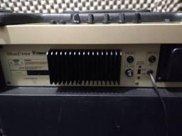 Amplificador de contrabaixo staner shout 215b muito novo