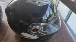 Vendo capacete ls2, 30% do valor de um novo