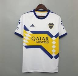 Uniforme Boca Juniors 2021