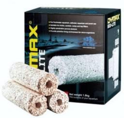 Mídia Biológica para aquário Dymax Bio-Lite - Caixa c/ 12 Tubos