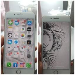 Iphone 8 Plus Rose 64 GB Original (Funcionando Perfeitamente)