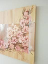 Quadro pintado à mão 120x70cm