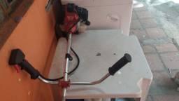 Máquina de roçadeira terra 45 potencia