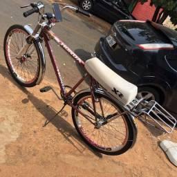 Bicicleta aro 26 montadinha