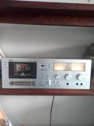 AKAI - Stereo Cassete Deck GXC - 725d