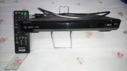 CD/DVD Sony Player Com Entrada Usb Funcionando Perfeitamente