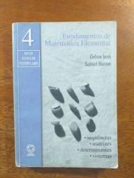Matemática Elementar Vol 4 - Matrizes